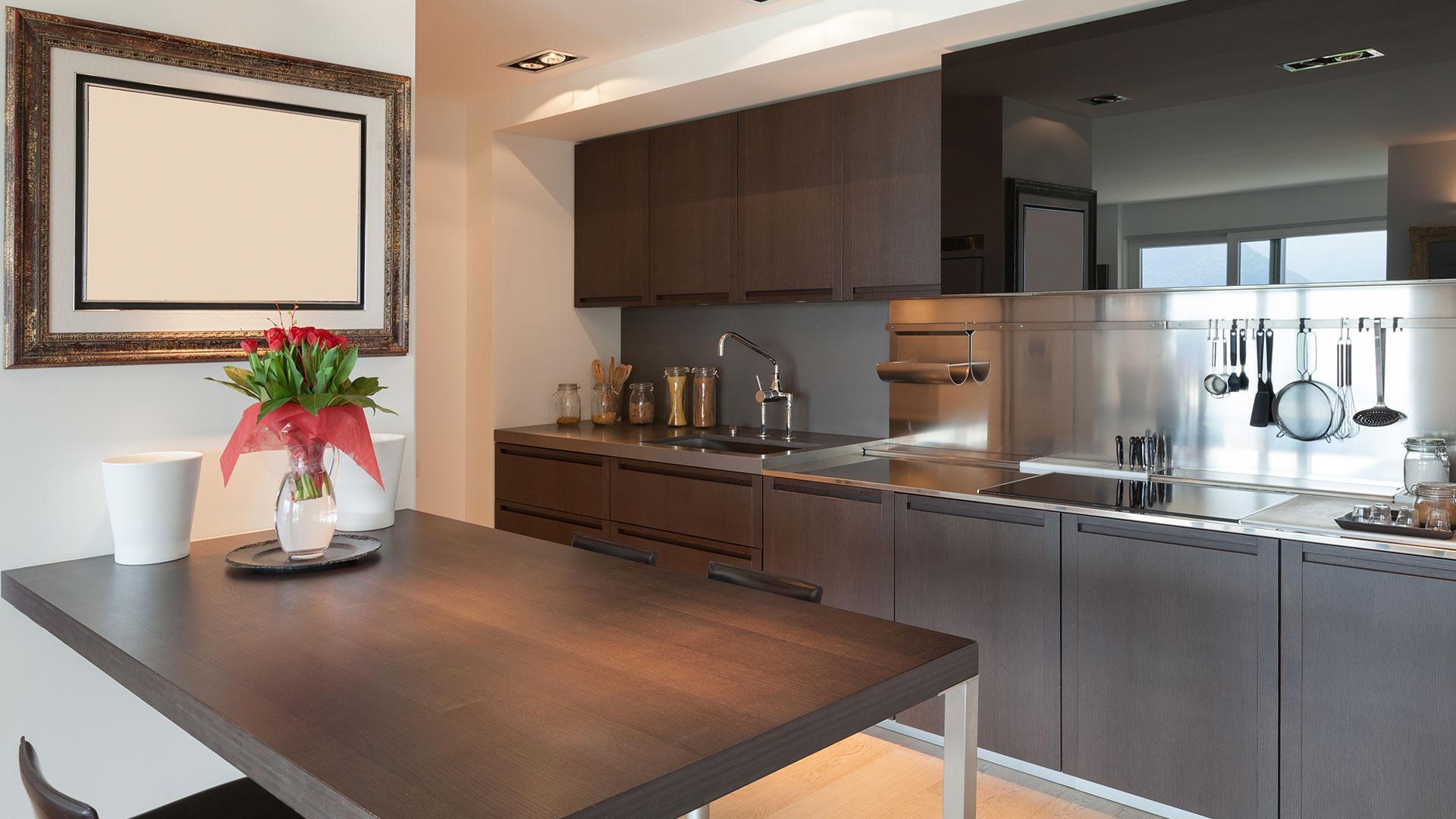 Steel modular kitchen chennai